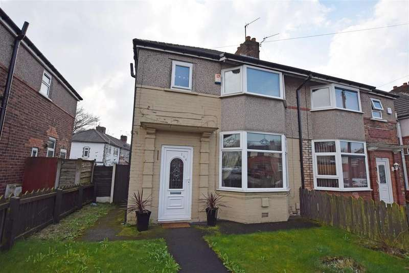 3 Bedrooms Semi Detached House for sale in Boarshaw Road, Middleton