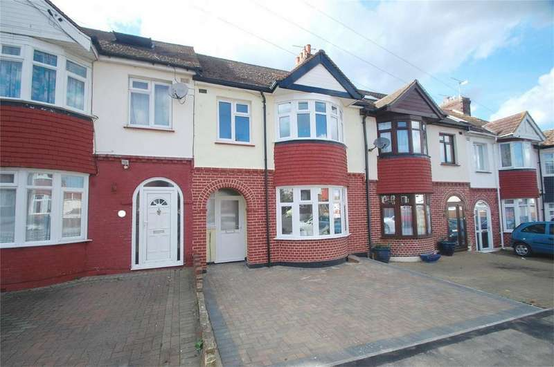 3 Bedrooms Terraced House for sale in Priory Road, Gillingham, Kent