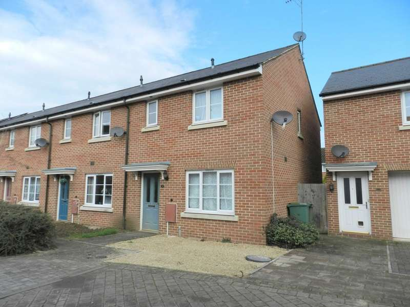 3 Bedrooms End Of Terrace House for sale in Kempley Close, Cheltenham