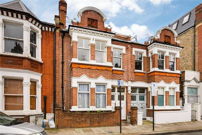 2 Bedrooms Flat for sale in Lanark Mansions, Pennard Road, London