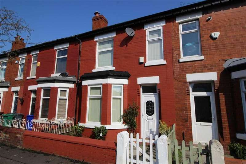 3 Bedrooms Terraced House for sale in Longford Road, Chorlton