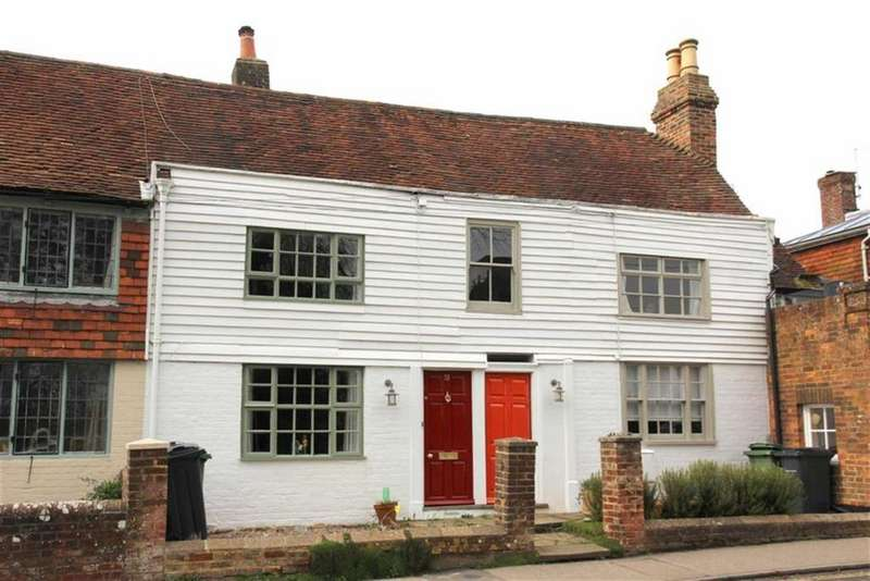 2 Bedrooms Terraced House for sale in Mount Street, Battle