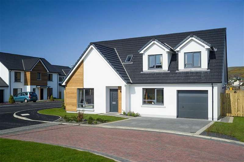 4 Bedrooms Detached Bungalow for sale in Ballakilley, Rushen, Isle of Man
