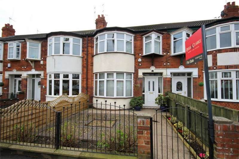 3 Bedrooms Terraced House for sale in Kingston Road, Willerby, Hull, East Riding of Yorkshire
