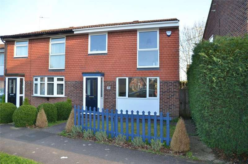 3 Bedrooms Semi Detached House for sale in Carters Rise, Calcot, Reading, Berkshire, RG31