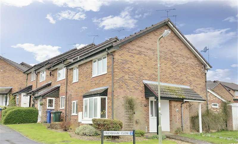 1 Bedroom End Of Terrace House for sale in Frensham Close, Banbury