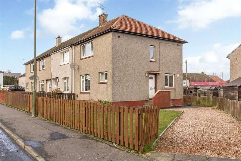 3 Bedrooms End Of Terrace House for sale in 46 Duke Street, Bannockburn, Stirling, FK7