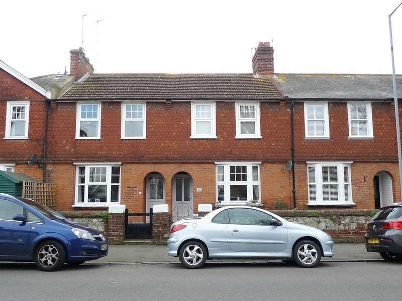 2 Bedrooms Terraced House for sale in Green Street, Eastbourne, BN21