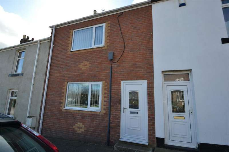 2 Bedrooms Terraced House for sale in Church Street, Hesleden, Hartlepool, TS27