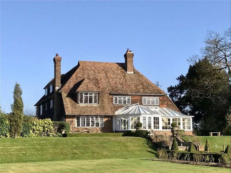 6 Bedrooms Detached House for sale in Grange Road, St. Michaels, Tenterden, Kent, TN30