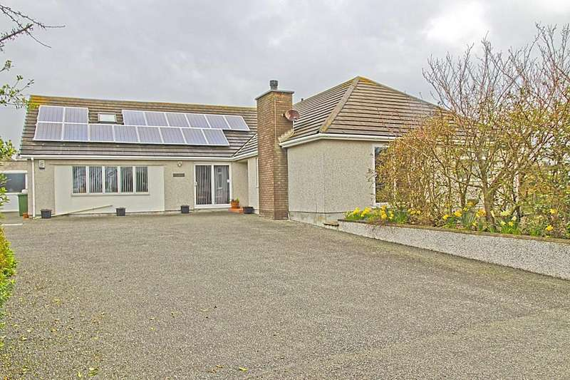 5 Bedrooms Detached Bungalow for sale in Penrallt Road, Trearddur Bay, North Wales