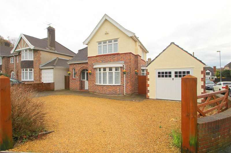 3 Bedrooms Detached House for sale in Bridgwater Road, Uplands, Bristol, BS13