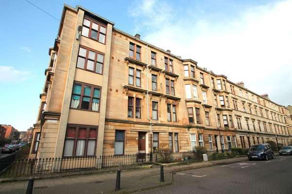2 Bedrooms Flat for sale in 3/1, 14 White Street, Partick, Glasgow, G11 5RT