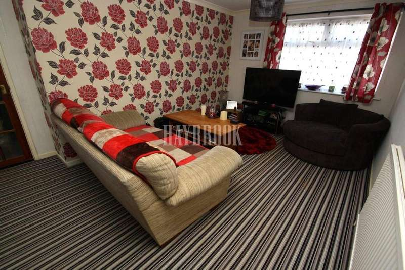 2 Bedrooms Terraced House for sale in Constable Road, Gleadless Valley, S14