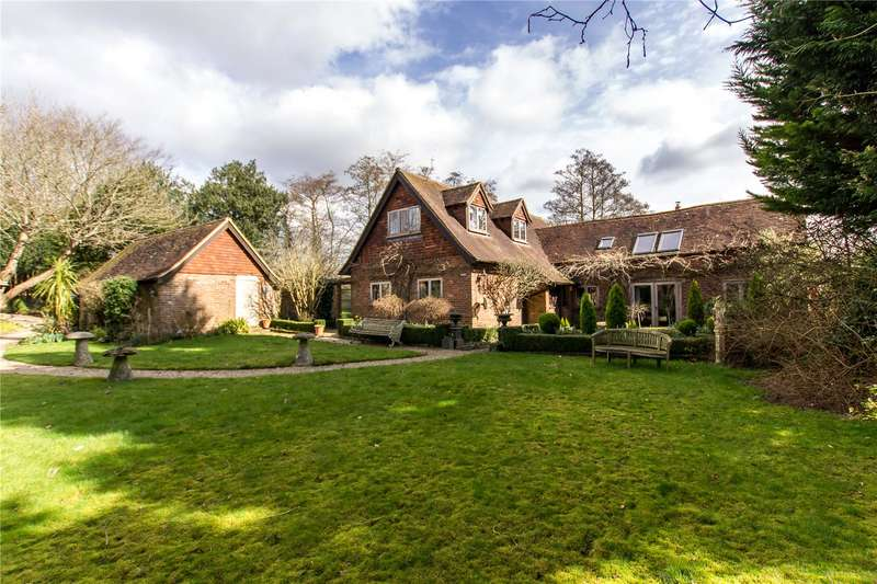 5 Bedrooms Detached House for sale in Maynards Green, Heathfield