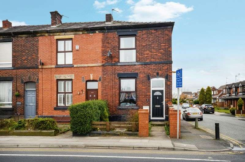 2 Bedrooms Terraced House for sale in 640 Manchester Road, Bury, BL9 9TQ