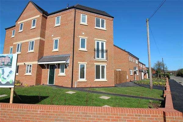4 Bedrooms Semi Detached House for sale in Birch Lane, Pelsall