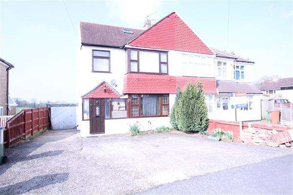 4 Bedrooms Semi Detached House for sale in June Close