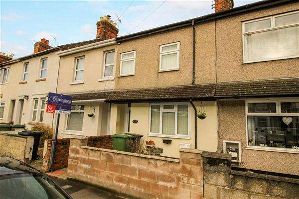 3 Bedrooms Terraced House for sale in Cricklade Road, Swindon
