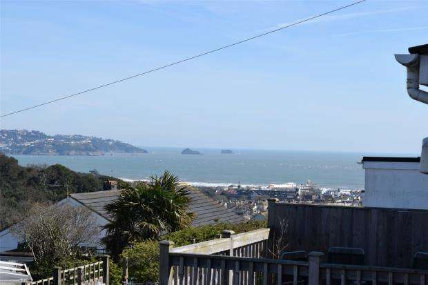 2 Bedrooms Semi Detached Bungalow for sale in Primley Park, Paignton, Devon