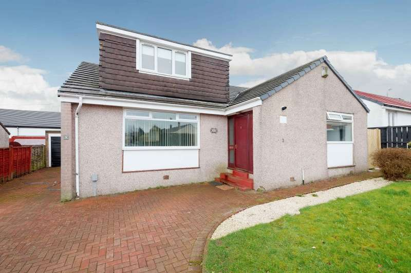 5 Bedrooms Bungalow for sale in Grampian Way, Barrhead, Glasgow, G78 2DQ
