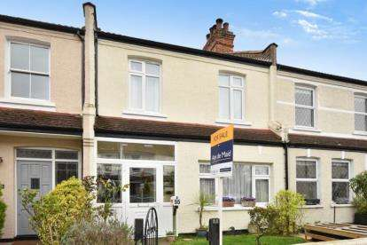 3 Bedrooms Terraced House for sale in Belmont Road, Beckenham