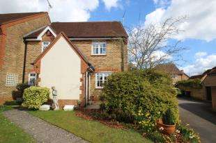 2 Bedrooms End Of Terrace House for sale in Tillotson Close, Maidenbower, Crawley