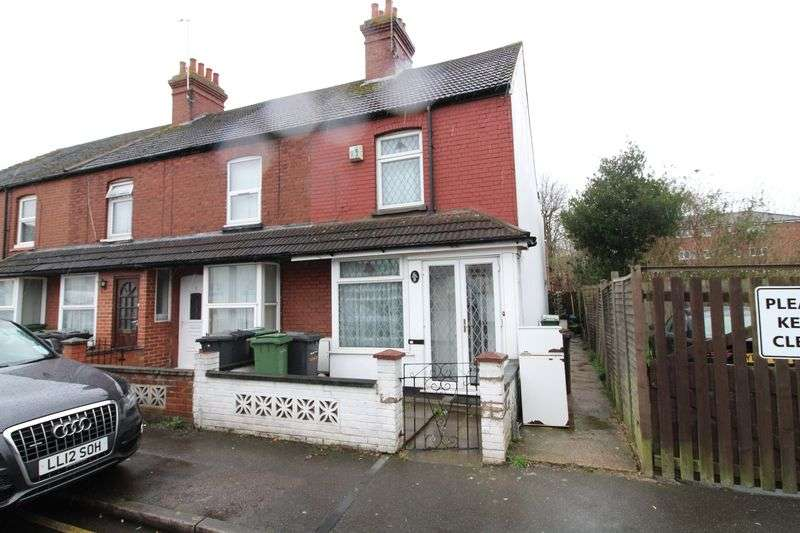 3 Bedrooms House for sale in Three bed in Leagrave