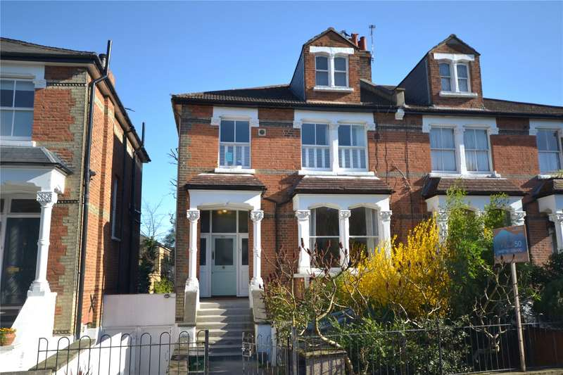 3 Bedrooms Maisonette Flat for sale in Ashley Road, Stroud Green, London, N19
