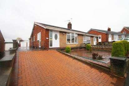 3 Bedrooms Semi Detached House for sale in Beechwood Drive, Feniscowles, Blackburn, Lancashire, BB2