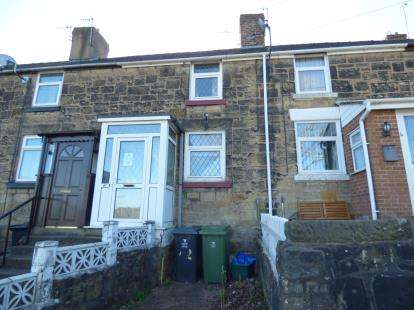 2 Bedrooms Terraced House for sale in Talwrn Road, Coedpoeth, Wrexham, Wrecsam, LL11