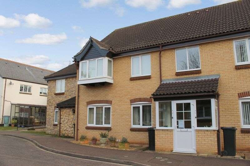 2 Bedrooms Retirement Property for sale in Kimbolton Court, Cobden Avenue, Peterborough