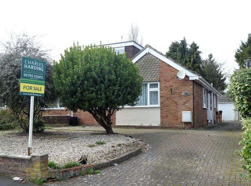 5 Bedrooms Semi Detached Bungalow for sale in Windrush Road, Rodbourne Cheney, Swindon