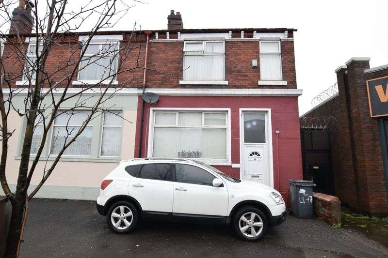 5 Bedrooms Semi Detached House for sale in Oldham Road, Manchester