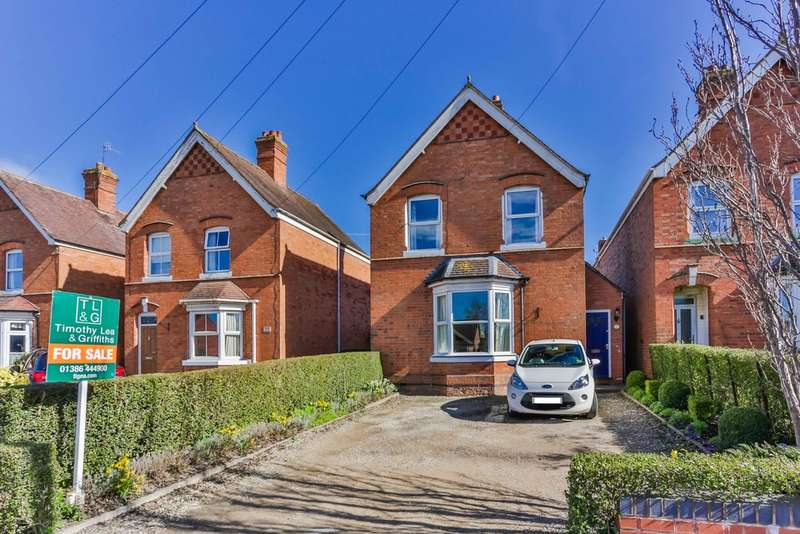 4 Bedrooms Detached House for sale in Cheltenham Road, Evesham