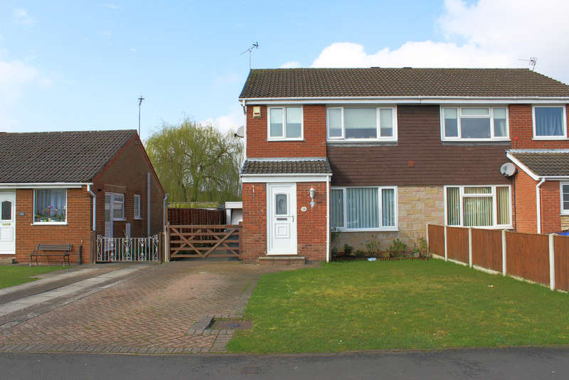 3 Bedrooms Semi Detached House for sale in Westbourne Road, Selby