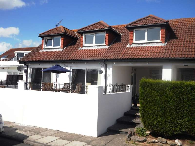 4 Bedrooms Semi Detached House for sale in Lynmouth Drive, Sully, Penarth