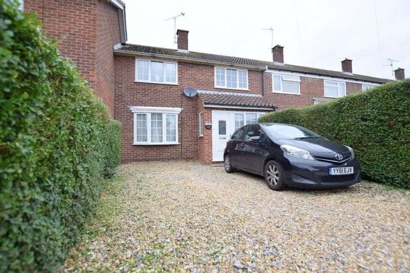 3 Bedrooms Terraced House for sale in Stanhope Road, Aylesbury