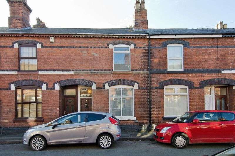 2 Bedrooms Terraced House for sale in Cooperative Street, Stafford