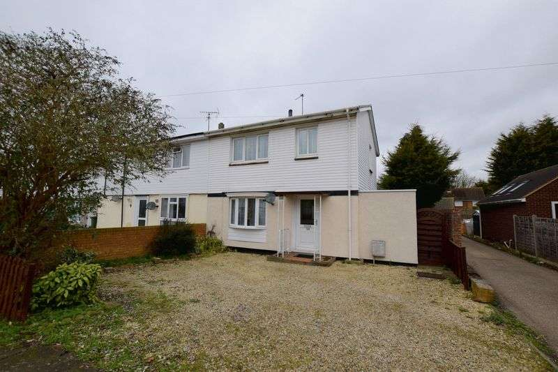 3 Bedrooms Semi Detached House for sale in Prebendal Avenue, Aylesbury