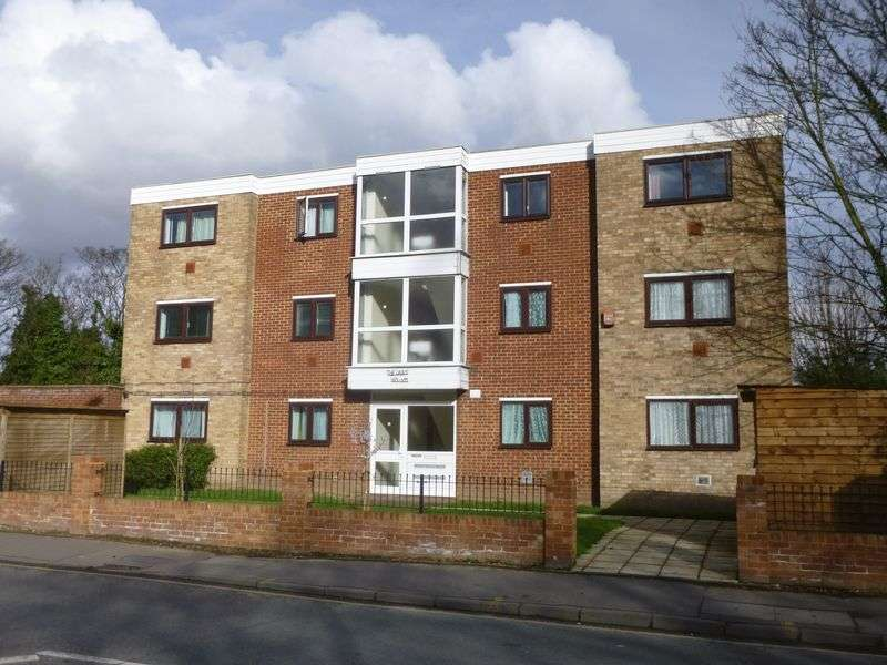 2 Bedrooms Flat for sale in High Street, Hayes