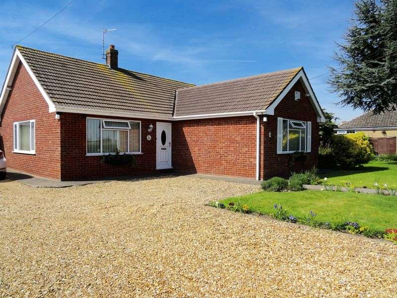 2 Bedrooms Detached Bungalow for sale in Wykes Lane, Donington