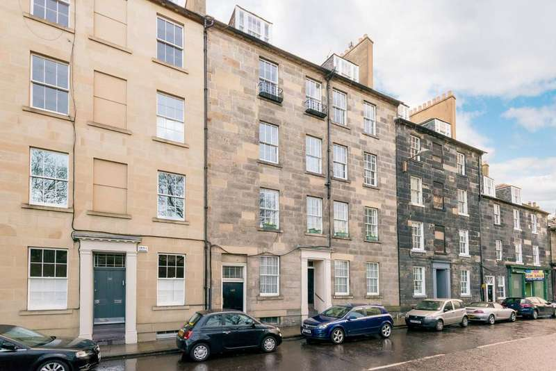 2 Bedrooms Flat for sale in 143/6 Constitution Street, Leith, EH6 7AD