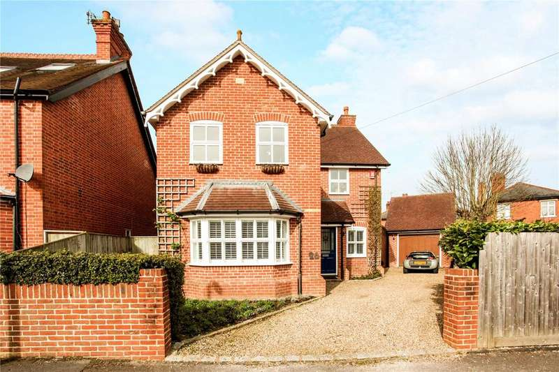 3 Bedrooms Detached House for sale in Rutland Road, Maidenhead, Berkshire, SL6