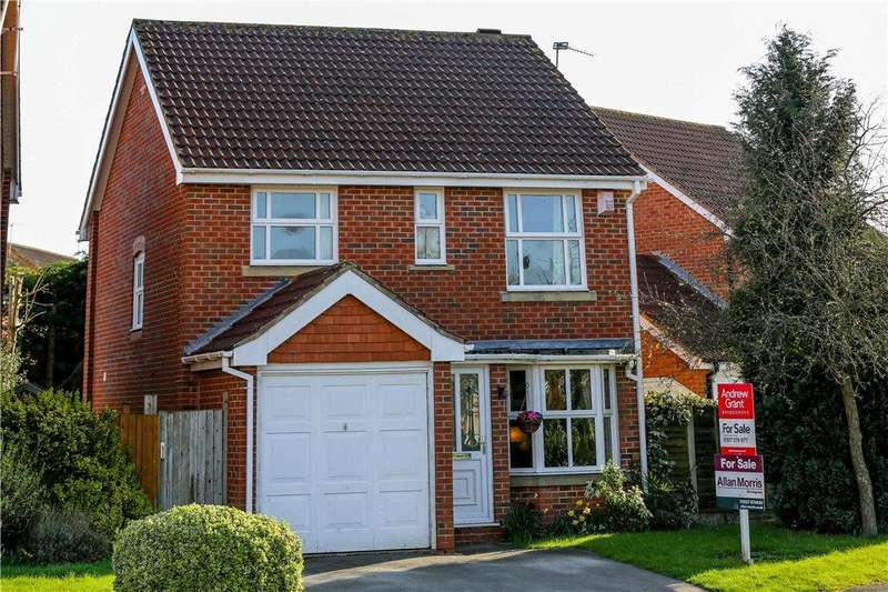 3 Bedrooms Detached House for sale in Scaife Road, Bromsgrove, B60