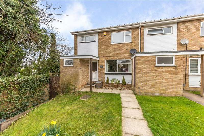 3 Bedrooms End Of Terrace House for sale in The Cedars, Milton Road, Harpenden, Hertfordshire
