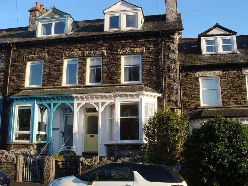 5 Bedrooms Terraced House for sale in Lindeth, 95 Craig Walk, Bowness-on-Windermere, LA23 2JS