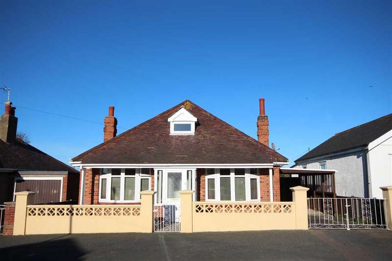 2 Bedrooms Bungalow for sale in Ipswich Road, Holland-On-Sea