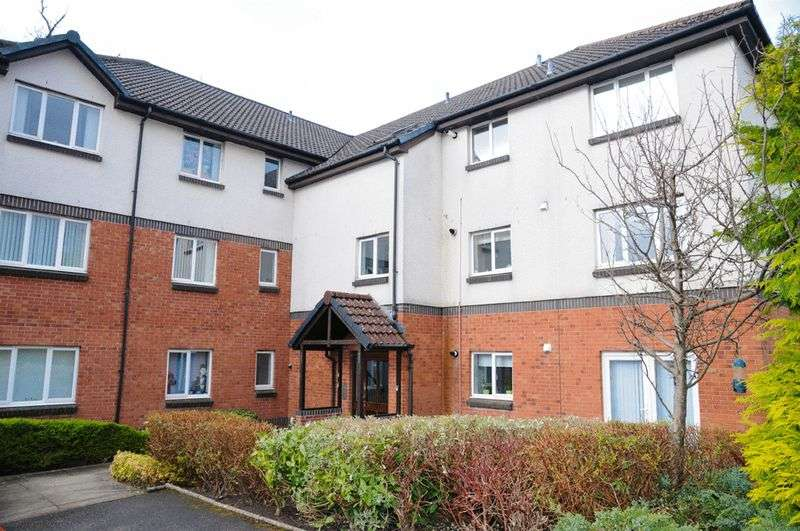 1 Bedroom Flat for sale in Ellon Way, Paisley