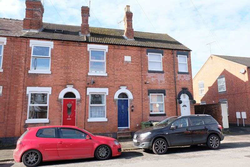 3 Bedrooms Terraced House for sale in Cobden Street, Kidderminster DY11 6RP